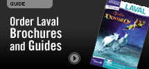 Order Laval brochures and guides