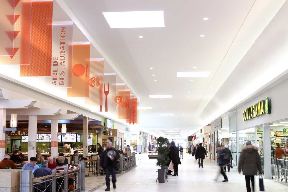 Centre laval shopping mall tourisme laval